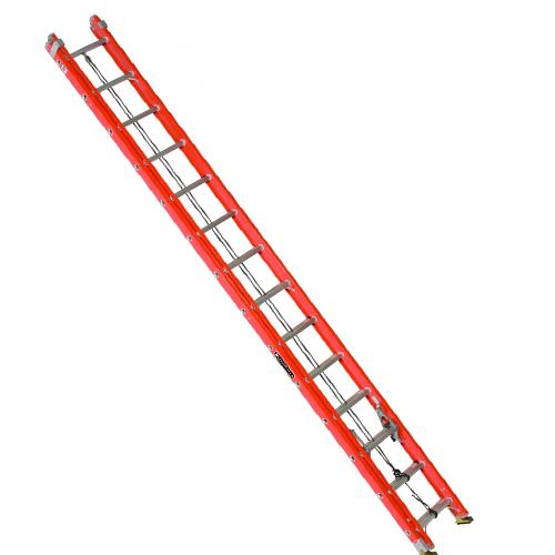 Escalera fibra de vidrio extensible ludepa tu for Escaleras fibra