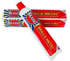 Brasso pasta para pulir metales ludepa tu ferreteria for Pasta para pulir metales